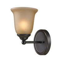 Cornerstone by Elk Sudbury 1 Light Bath in Oil Rubbed Bronze 5601BB/10-EEF