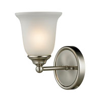 Cornerstone by Elk Sudbury 1 Light Bath in Brushed Nickel 5601BB/20