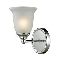 Cornerstone by Elk Sudbury 1 Light Bath in Chrome 5601BB/30