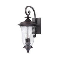 Cornerstone by Elk Trinity 3 Light Outdoor Wall Lantern in Oil Rubbed Bronze 8003EW/75