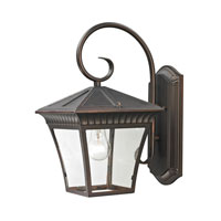 Cornerstone by Elk Ridgewood 1 Light Outdoor Wall Lantern in Hazelnut Bronze 8411EW/70
