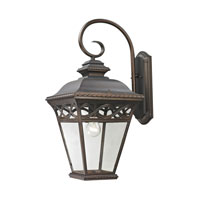 Cornerstone by Elk Mendham 1 Light Outdoor Wall Lantern in Hazelnut Bronze 8521EW/70