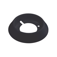 Ursa 3 inch Black Surface Mount Collar