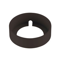 Cornerstone by Elk Alpha Surface Mount Collar in Oil Rubbed Bronze A731DL/10