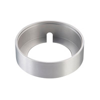 Cornerstone by Elk Alpha Surface Mount Collar in Brushed Aluminum A731DL/29