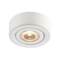 Cornerstone by Elk Alpha 1 Light LED Recessed Disc Light in Black A732DL/60