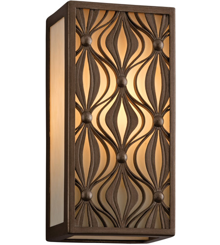 Corbett Lighting 135-12 Mambo 2 Light 6 inch Mambo Bronze Wall Sconce Wall Light photo