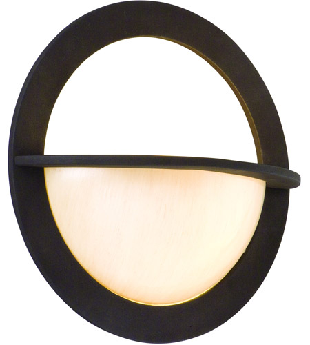 Corbett Lighting 84-21 Cirque 1 Light 15 inch Brown Suede Wall Sconce Wall Light photo