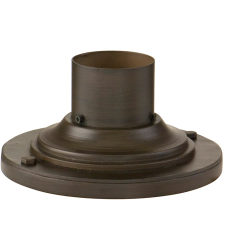 Corbett Lighting Pier Mount Base Accessory in Regency Bronze PBM-67-RBZ photo