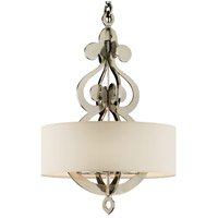 Corbett Lighting Olivia 8 Light Pendant in Polished Nickel 102-46