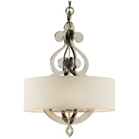 Corbett Lighting Olivia 8 Light Pendant in Polished Nickel 102-48