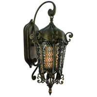 Corbett Lighting Tangiers 10 Light Outdoor Wall Lantern in Tangiers Bronze 110-21 photo thumbnail