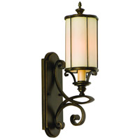 Corbett Lighting Montecito 5 Light Wall Sconce in Montecito Bronze 112-11 photo thumbnail