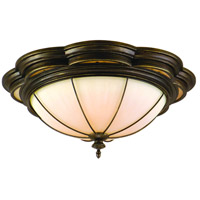 Corbett Lighting Montecito 6 Light Ceiling Flush in Montecito Bronze 112-32