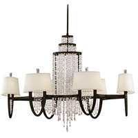 Viceroy 12 Light 29 inch Royal Bronze Chandelier Ceiling Light