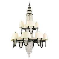 Corbett Lighting Viceroy 24 Light Chandelier in Royal Bronze 130-024