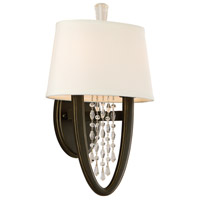 Corbett Lighting Viceroy 2 Light Wall Sconce in Royal Bronze 130-12