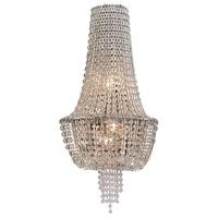 Corbett Lighting 141-13 Vixen 3 Light Polished Nickel Wall Sconce Wall Light