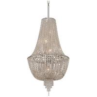 Corbett Lighting 141-45 Vixen 5 Light 19 inch Polished Nickel Pendant Ceiling Light