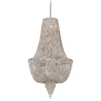 Vixen 6 Light 24 inch Polished Nickel Pendant Ceiling Light