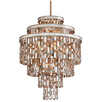 Dolcetti 13 Light 24 inch Dolcetti Silver Pendant Ceiling Light