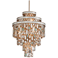 Corbett Lighting 142-47 Dolcetti 7 Light 18 inch Dolcetti Silver Pendant Ceiling Light
