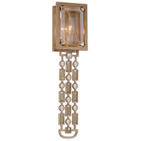 Corbett Lighting Paparazzi 1 Light Wall Sconce in Topaz Leaf 148-12