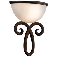 Corbett Lighting Dauphine 2 Light Wall Sconce Fluorescent in Bronze 153-11-F