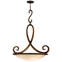 Corbett Lighting Dauphine 5 Light Pendant in Bronze 153-45
