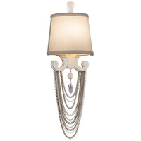 Flirt 1 Light 7 inch Modern Silver Wall Sconce Wall Light