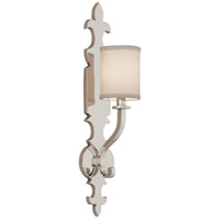 Esquire 1 Light 5 inch Polished Nickel Wall Sconce Wall Light