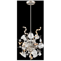 Corbett Lighting Party All Night 3 Light Pendant in Modern Silver 189-43