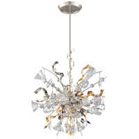 Corbett Lighting Party All Night 6 Light Pendant in Modern Silver 189-46