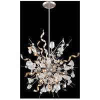 Corbett Lighting Party All Night 9 Light Pendant in Modern Silver 189-49