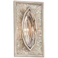 Corbett Lighting 194-11 Hard To Get 1 Light 6 inch Gold/Silver Leaf Wall Sconce Wall Light
