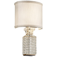 Corbett Lighting 196-12 Player 2 Light 7 inch Wall Sconce Wall Light