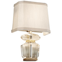 Corbett Lighting Queen Bee 2 Light Wall Sconce in Modern Silver 199-12