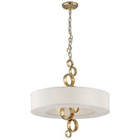 Corbett Lighting Continuum 8 Light Pendant 202-48