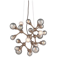 Element 24 Light 26 inch Vienna Bronze Pendant Ceiling Light