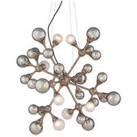 Element 32 Light 34 inch Vienna Bronze Pendant Ceiling Light