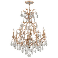 Vivaldi 9 Light 32 inch Venetian Leaf Chandelier Ceiling Light
