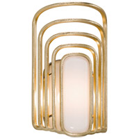 Socialite LED 8 inch Gold Leaf ADA Wall Sconce Wall Light