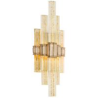 Corbett Lighting Voil LED Wall Sconce - 20 inch - Gold Leaf Finish 235-11