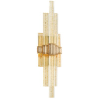 Corbett Lighting Voil LED Wall Sconce - 27 inch - Gold Leaf Finish 235-12