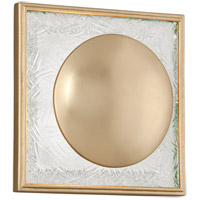 Corbett Lighting 247-11 Trance LED 10 inch Gold Leaf ADA Wall Sconce Wall Light