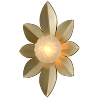 Corbett Lighting 261-11 Gigi LED 11 inch Silver Leaf Wall Sconce Wall Light