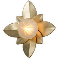 Corbett Lighting 261-13 Gigi LED 12 inch Silver Leaf Wall Sconce Wall Light