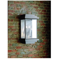 La Jolla 4 Light 31 inch Old Bronze Outdoor Wall Lantern