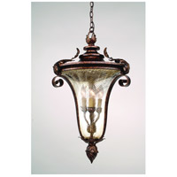 Corbett Lighting Pirouette 4 Light Outdoor Hanging Lantern in Venetian 35-93