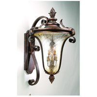 Corbett Lighting Pirouette 6 Light Outdoor Wall Lantern in Venetian 35-94